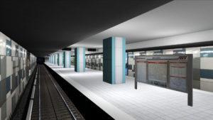 Station Wandsbek Markt